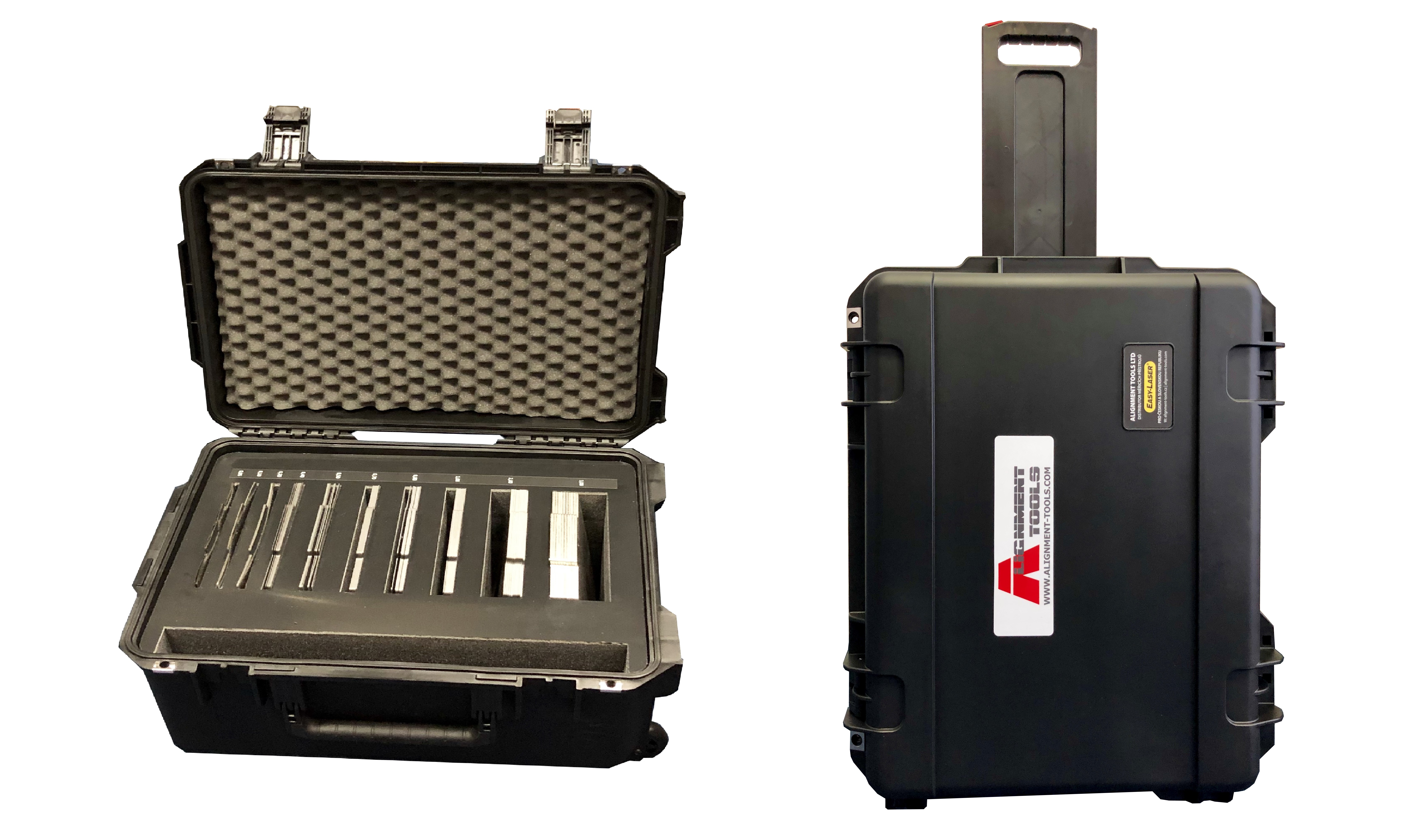 Alignment Tools - Large and Mobile Professional Shim Case