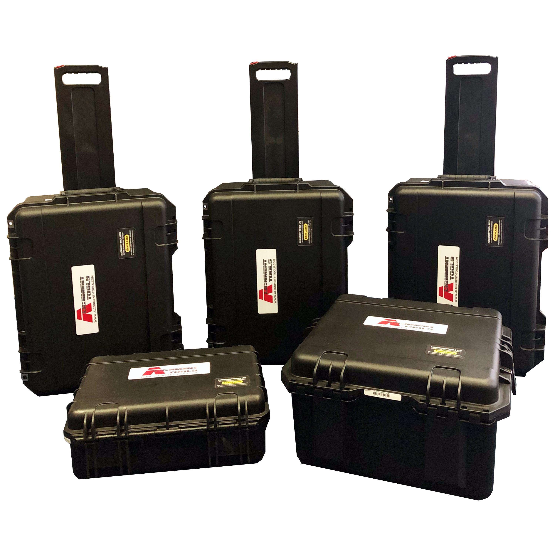 Alignment Tools - Kufry na podložky na zakázku